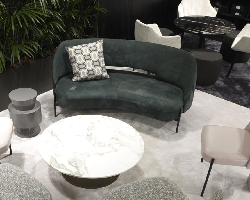 Virgin Round Sofa